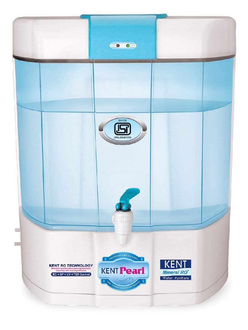 Kent Pearl 8-Litre Mineral RO+UV Water Purifier